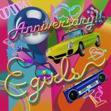 E-girls「Anniversary!!」CD+DVD盤