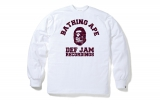 Def Jam RecordingsとコラボレーションしたロングTシャツ