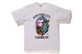ニューヨークをモチーフにした10周年記念アイテムのTシャツ