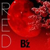 B'zの52枚目のシングル「RED」(6月10日発売)ジャケット写真