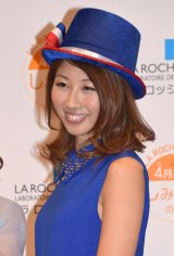 『ラ ロッシュ ポゼ しみゼロの日記念 Suhada Beauty Award 2015』の授賞式に出席したYouTuberの吉田ちか (C)ORICON NewS inc.