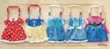 女の子の憧れ!ディズニープリンセスのドレスがスマホケースに(C)Disney