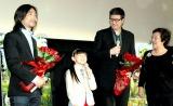アニメ映画『リトルプリンス 星の王子さまと私』プレゼンテーションの模様(C)ORICON NewS inc.