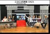 ニコニコ生放送の新番組『吉田尚記 dスタジオ supported by docomo』の様子