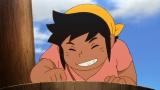 アニメ映画『シンドバッド 空とぶ姫と秘密の島』(7月4日公開)アリ(CV:永澤菜教)(C)プロジェクト シンドバッド