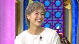日本テレビ系単発番組『ほんとになった作り話』(深0:59)に出演する清野奈々 (C)日本テレビ