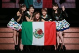 9月にメキシコで単独ライブを開催することを発表した℃-ute