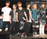 UVERworld (C)ORICON NewS inc.