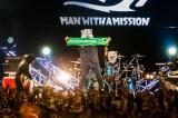 MAN WITH A MISSION=映画「新宿スワン」公開記念スペシャルライブ
