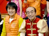 (左から)千原ジュニア、志村けん(C)ORICON NewS inc.