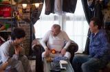 内村光良、さまぁ〜ずの三村マサカズらと共演 (C)2015「内村さまぁ〜ず THE MOVIE エンジェル」製作委員会