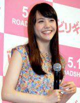 映画『ビリギャル』女子高校生限定イベントに出席した松井愛莉(C)ORICON NewS inc.