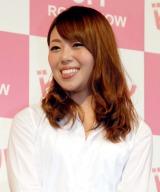 原作のモデルとなった小林さやかさん=映画『ビリギャル』女子高校生限定イベント(C)ORICON NewS inc.