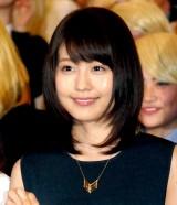 映画『ビリギャル』女子高校生限定イベントに出席した有村架純(C)ORICON NewS inc.
