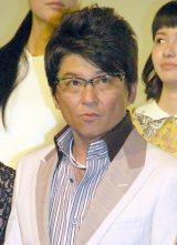 映画『Zアイランド』完成披露試写会に出席した哀川翔 (C)ORICON NewS inc.