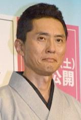 アニメ映画『百日紅〜Miss HOKUSAI〜』ジャパンプレミアに出席した松重豊(C)ORICON NewS inc.