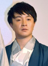 アニメ映画『百日紅〜Miss HOKUSAI〜』ジャパンプレミアに出席した濱田岳(C)ORICON NewS inc.