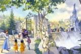 東京ディズニーランド ファンタジーランド「美女と野獣」をテーマとしたエリア  (C)Disney