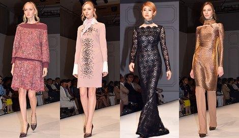 サムネイル 『ESCADA 2015秋冬ファッションショー』