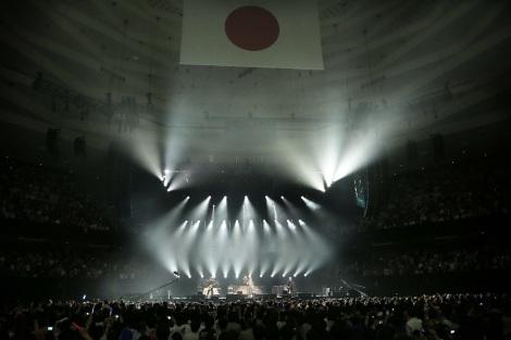 ポール・マッカートニーが約半世紀ぶりに日本武道館に帰ってきた!(C)堀田芳香