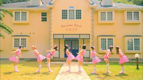 PASSPO☆の新曲「HONEY DISH」MVはアメリカンドラマ風