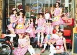 8人体制初のアルバム『Beef or Chicken?』を5月13日に発売するPASSPO☆