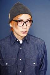 ギターのKei(写真:ウチダアキヤ)