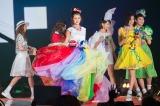 『GirlsAward 2015 SPRING/SUMMER』でディズニー/ピクサー映画『インサイド・ヘッド』をイメージしたファッションショーを開催。筧美和子、おのののか、ダレノガレ明美、ラブリ、メロディー洋子、湊ジュリアナが出演