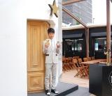 ビアガーデン『THE PERFECT 黒ラベル BEER GARDEN 2015 TOKYO』オープニングイベントに出席した妻夫木聡(C)ORICON NewS inc.