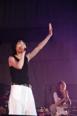 「バスルームより愛をこめて」など3曲を熱唱した山下久美子 (C)ORICON NewS inc.