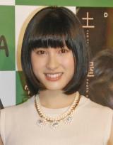 NHK朝の連続テレビ小説『まれ』主演の土屋太鳳 (C)ORICON NewS inc.