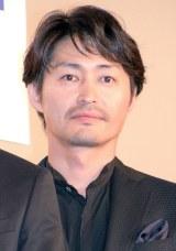 映画『ビリギャル』の初日舞台あいさつに出席した安田顕(C)ORICON NewS inc.