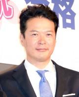 映画『ビリギャル』の初日舞台あいさつに出席した田中哲司(C)ORICON NewS inc.