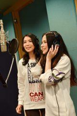 竹内まりや(左)の楽曲で初共演したSuperfly