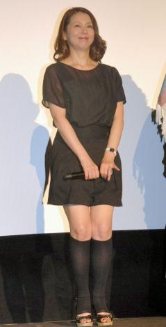 フジテレビ系木曜劇場『続・最後から二番目の恋』ファンミーティング・イベントに出席した小泉今日子 (C)ORICON NewS inc.
