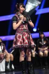 ジェシカ・フェランダが初の女王に(C)JKT48project