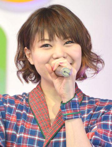 『TOKYO IDOL PROJECT』記者発表会に出席したNegiccoのMegu (C)ORICON NewS inc.