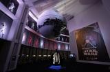 東京・六本木ヒルズ展望台で『スター・ウォーズ展 未来へつづく、創造のビジョン。』開催中(写真はエントランス)