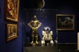 ルーカス氏の大のお気に入りC-3POとR2-D2