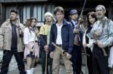 哀川翔の30周年記念主演最新作『Zアイランド』