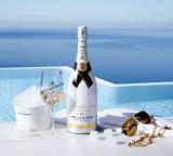 6月上旬より発売される夏季限定のシャンパン『モエ・エ・シャンドン アイス アンペリアル』