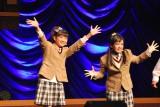 『さくら学院 2015年度 〜転入式〜』より (C)ORICON NewS inc.