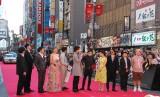 約2500人のファンが詰めかけた映画『新宿スワン』ジャパンプレミアのレッドカーペットの模様(C)ORICON NewS inc.