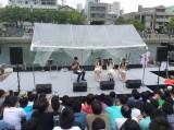 5月3日に徳島で開催された『マチ★アソビvol.14』で行われた「ハッカドールマチ★アソビスペシャルステージ」の模様