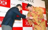 タカシマヤカード発行30年記念『ゆかた地贈呈式』の模様(C)ORICON NewS inc.