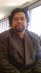 国際気能法研究所の秋山眞人代表