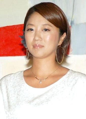 サムネイル 4度目の結婚をブログで報告した美奈子 (C)ORICON NewS inc.