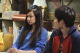 高校3年の時に希に振られた後、一子(清水富美加/左)とつきあっている圭太(山崎賢人/右)だが…(C)NHK