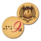 シリーズ10年目にして初のオリジナルグッズが誕生。『警視庁捜査一課9係 10thプリントクッキー』(イメージ画像)