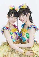 オープニングテーマは声優ユニット・ゆいかおり(左:小倉唯、右:石原夏織)が担当